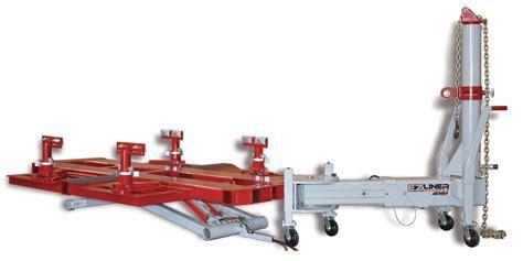 chief automotive technologies ez liner express collision