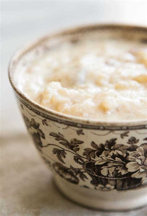 rice pudding recipe rice pudding recipe simplyrecipes com