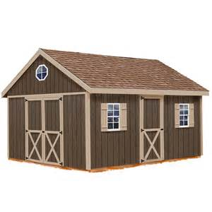 shop best barns easton without floor gable engineered wood storage shed common 12 ft x 20 ft