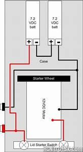 Rc Starter Box Wiring Diagram