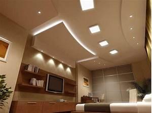 20 brilliant ceiling design ideas for living room With modern living room ceiling design