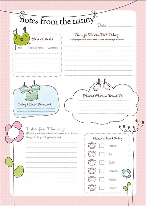au pair daily schedule template pin by amy smith on fun things for kids baby schedule