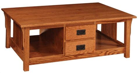 40 x 40 coffee table amish prairie mission coffee table with t drawers 18