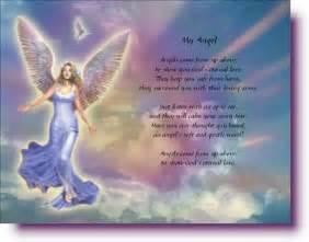 My Angel in Heaven Poems