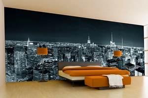 fototapeten der ausdruck fur den besonderen eindruck With markise balkon mit selbstklebende tapete new york
