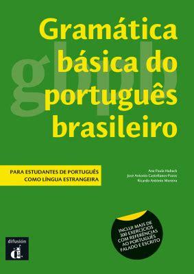 gramatica basica  portugues brasileiro livro