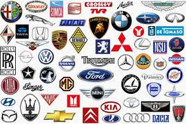 All Car Logos ALL Type...