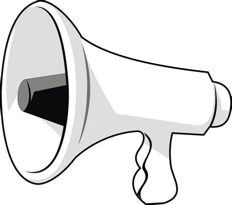 megaphone clipart megaphone clipart gclipart