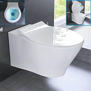 Spülrandloses Stand Wc : wc austauschen toilette einbauen so geht 39 s ~ Articles-book.com Haus und Dekorationen