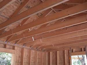 Interior Joist And Rafter Details