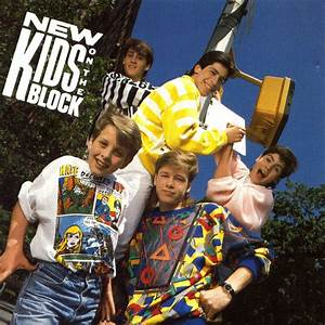 90's Bolivian Tribute: NEW KIDS ON THE BLOCK [NEW KIDS ON ...