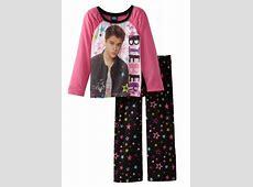 Justin Bieber Girls Pajamas Set Only $501 Shipped!