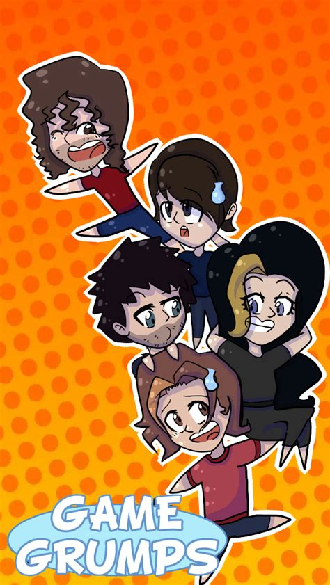game grumps iphone wallpaper  samantha  deviantart
