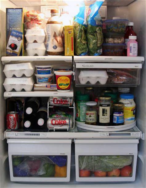 My Refrigerator A Rare Glimpse Inside