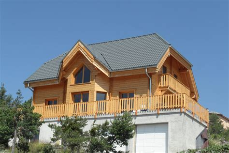 chalet ossature bois en kit concevoir fabriquer et construire une maison bois en kit