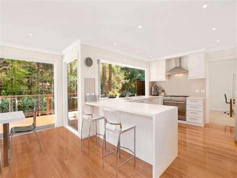 open plan kitchen design ideas modern open plan kitchen design using hardwood kitchen 7199