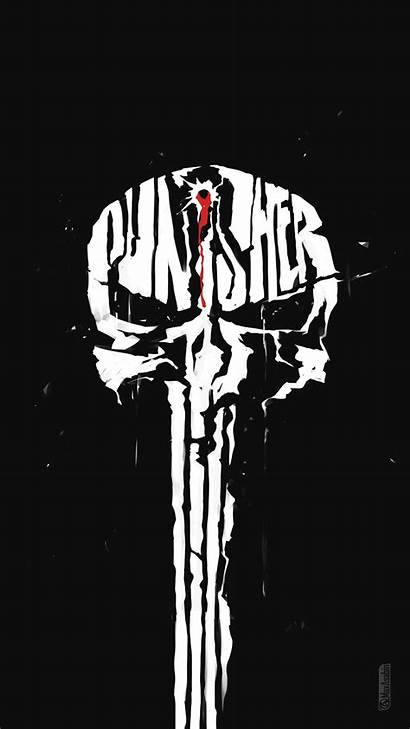 Punisher Skull Wallpapers Iphone Flag American Phone