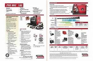 Lincoln Electric Welder Manual
