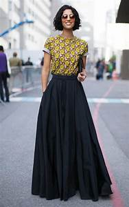 How To Style A Maxi Skirt For The Office u2013 Fashion Magazine u2013 Cometrend