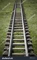 Narrow Gauge Model Railroad Track Stock Photo 53509276 ...