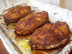 Oven Baked Fish Recipes | Oven Broiled / baked King Fish ...