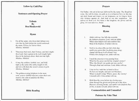 funeral planning template 11 easy to edit funeral planning checklist template sletemplatess sletemplatess