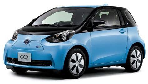 toyota mini car toyota kills electric mini car the global warming policy