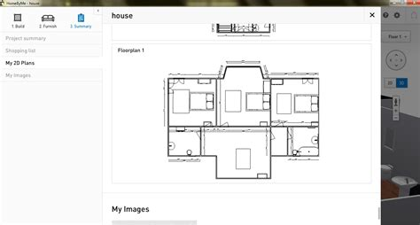 a floor plan for free free floor plan software homebyme review