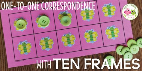 stem steam science archives early learning ideas 261 | one to one correspondence activities ten frame FEATURE