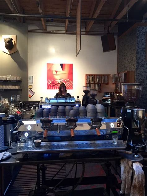 Coffee mixers in coffee shop vector logo design. Four Barrel Coffee - 999 Photos - Coffee & Tea - Mission ...