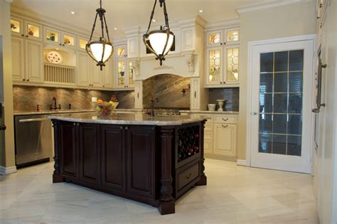 Classic Kitchen Cabinet-traditional-kitchen-toronto
