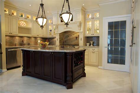 Classic Kitchen Cabinet  Traditional  Kitchen  Toronto