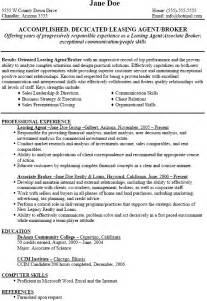 apartment leasing manager resume leasing resume jvwithmenow