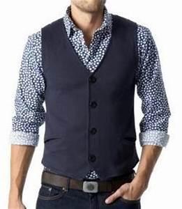 Gilet Sans Manche Homme Costume : le gilet de costume paperblog ~ Farleysfitness.com Idées de Décoration