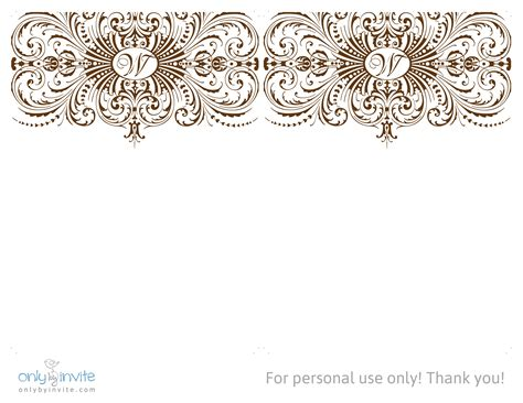 free wedding invitation sles printable wedding invitation template ipunya