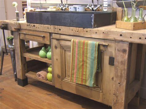 relooker une cuisine rustique en moderne idées de relooking transformation de meubles avant