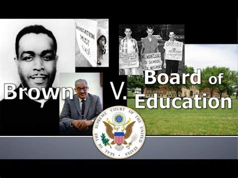 brown  board  education overview youtube