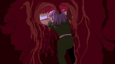 film anime naga stuck inside a naga s throat by feedfancier feedfancier