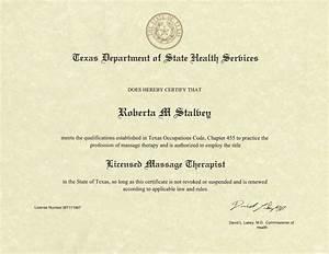 massage tlc roberta stalvey licensed massage therapist With licensed massage therapist
