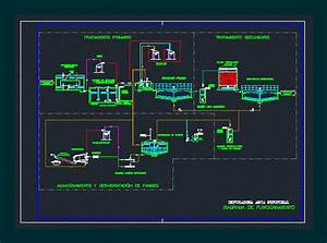 Industrial Diagram Water Filter Dwg Block For Autocad