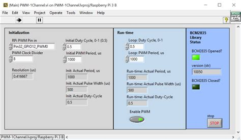 rpi help desk labview labview bcm2835 library for raspberry pi discussion