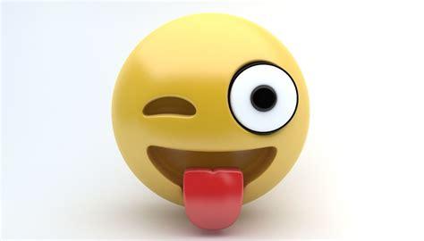 model emoji pack vr ar  poly max obj ds