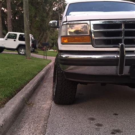 negative camber issues ford  forum community