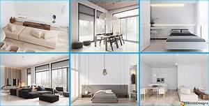Come Arredare Un Appartamento Minimal  Ecco 5 Progetti Di Design
