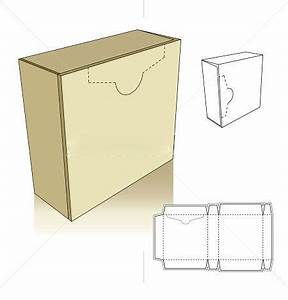 Box templates box bags envelope templates pinterest for Box templates vector