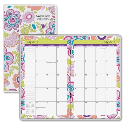 mead glance good vibes year monthly pocket planner monthly