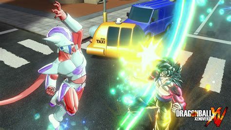 dragon ball pack xenoverse dlc screenshots downloadable revealed second release date america releasing japan below check end march