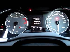 2012 Audi S4 Interior  U0026 Engine Response