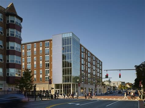iona college residence hall architizer