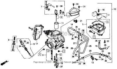 Trxd Carburetor Joint Broken Honda Atv Forum